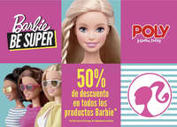 Barbie Be Super