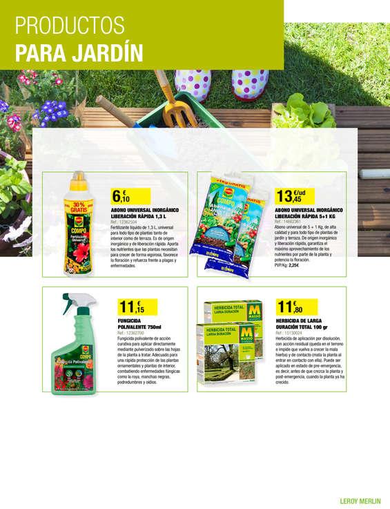 Comprar fungicida en m laga fungicida barato en m laga for Leroy malaga catalogo