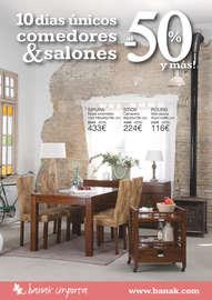 10 días únicos comedores & salones al -50% y más! - Burgos