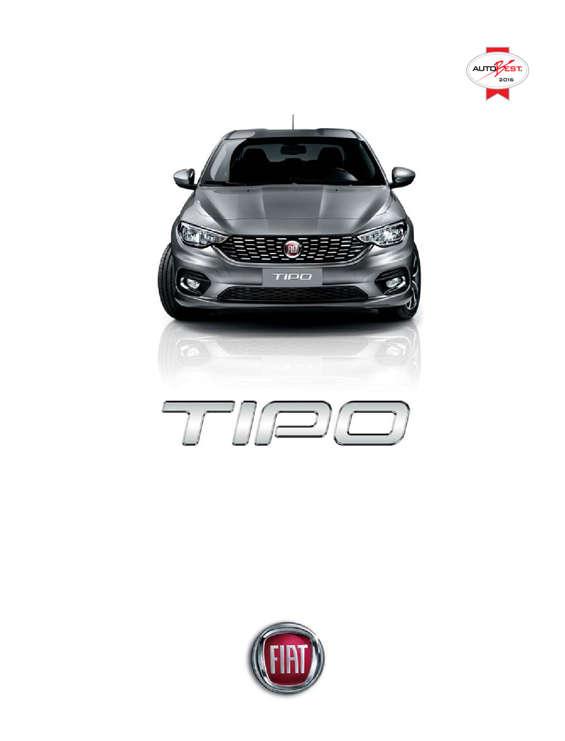 Ofertas de Fiat, Fiat TIPO