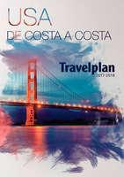 Ofertas de Travelplan, USA de costa a costa 2017-18