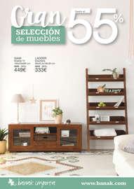 Gran selección de muebles hasta el 55% - Sevilla