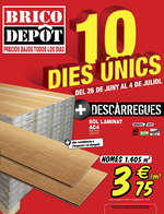 Ofertas de Bricodepot, 10 dies únics - Cabrera