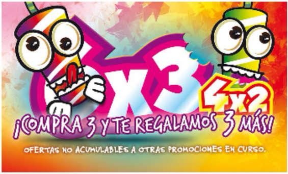 Ofertas de Petardos CM, 6x3