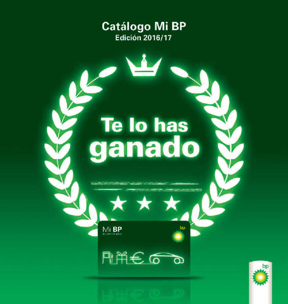 Ofertas de BP España, Te lo has ganado