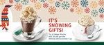 Ofertas de Il Caffè Di Roma, It's snowing gifts!
