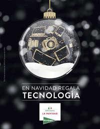 En Navidad regala tecnología