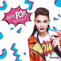 Arty pop! new collection