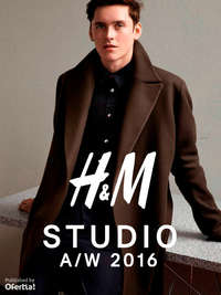 H&M Studio - AW 2016 Man Collection