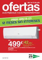 Ofertas de El Corte Inglés, Ofertas electrónica y electrodomésticos