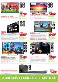 Ofertas electrónica y electrodomésticos