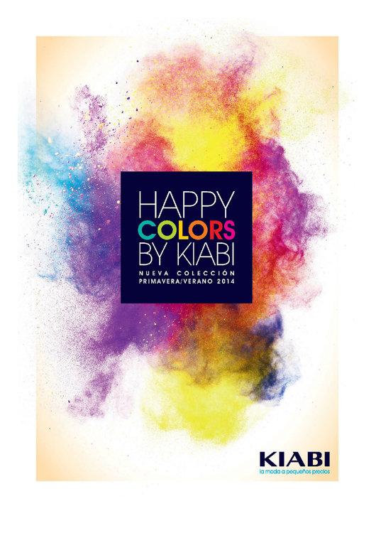 Ofertas de Kiabi, Happy Colors hombre