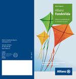 Ofertas de Allianz, Allianz Fondovida