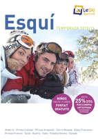Ofertas de Linea Tours, Esquí temporada 2015-16