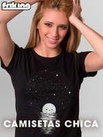 Ofertas de Friking, Camisetas Chica