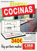 Ofertas de CMB Bricolage, Especial Cocinas