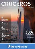 Ofertas de Barceló Viajes, Cruceros 2016