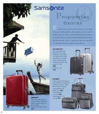 El Viaje, tú maleta y tú