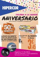 Ofertas de HiperCor, Aniversario
