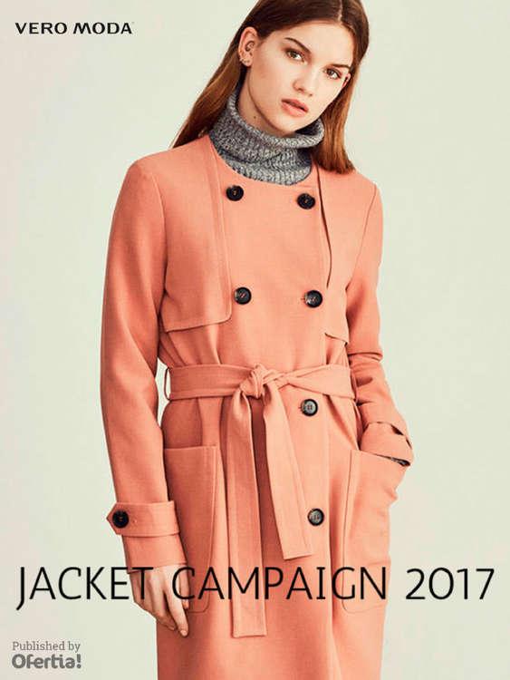 Ofertas de Vero Moda, Jacket Campaign 2017