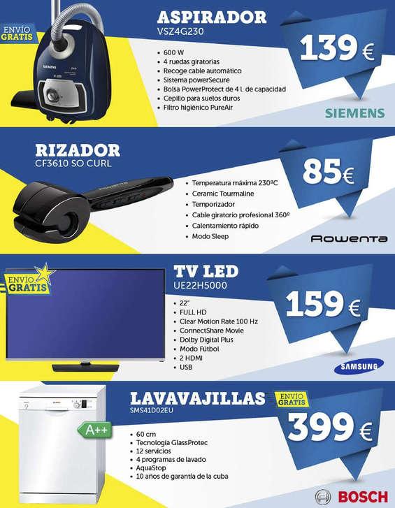Ofertas de Euronics, Nuevas ofertas