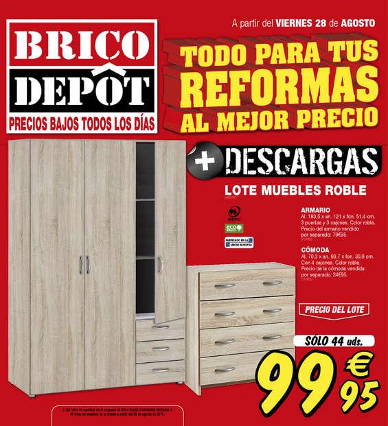 Ofertas de Bricodepot, Todo para tus reformas al mejor precio - San Antonio