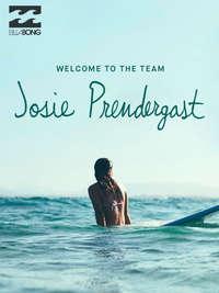 Welcome to the team Josie Prendergast