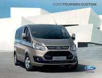 Nuevo Ford Tourneo Custom