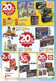 20% de descuento en miles de juguetes