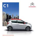 Ofertas de Citroën, Citroën C1
