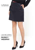 Ofertas de La Redoute, ¡Las mejores Faldas y vaqueros!