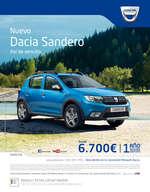 Ofertas de Renault, Nuevo Dacia Sandero
