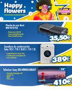 Ofertas de Euronics, Happy flowers