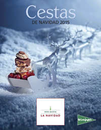 Cestas de Navidad 2015