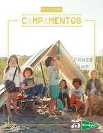 Ofertas de El Corte Inglés, Campamentos