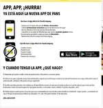 Ofertas de Pans & Company, App, App, ¡Hurra!