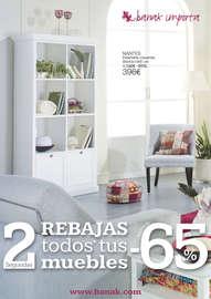 Segundas Rebajas -65% - Barcelona