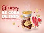 Ofertas de Dunkin Coffee, El amor es cosa de tres