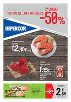 Ofertas de Hipercor, En más de 1.000 artículos 2ª unidad -50%