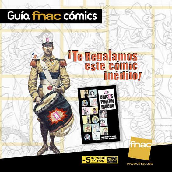 Ofertas de FNAC, Guía Fnac Cómics