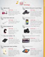Ofertas de Santander, Catálogo de regalos