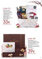Ofertas de Carrefour, Cestas de Navidad 2015