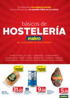 Ofertas de Makro, Básicos de hostelería