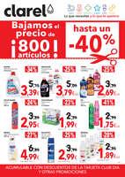Ofertas de Clarel, Bajamos el precio de ¡800 artículos! hasta un -40%