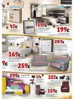 Ofertas de Tu Mueble, Caída de precios