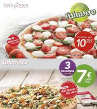 Promociones Telepizza