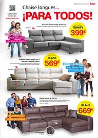 Año nuevo, muebles nuevos ¡y precio fácil!