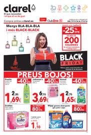 Menys BLA-BLA-BLA i més BLACK-BLACK