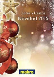 Lotes y Cestas de Navidad 2015