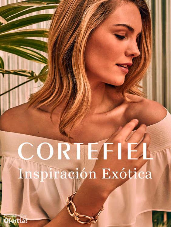 Ofertas de Cortefiel, Inspiración Exótica